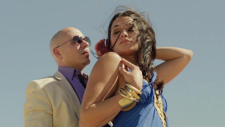 Pitbull Feat. Marc Anthony - Rain Over Me 207