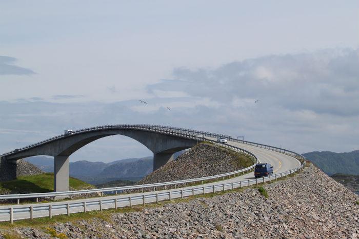 Storseisundet-Bridge