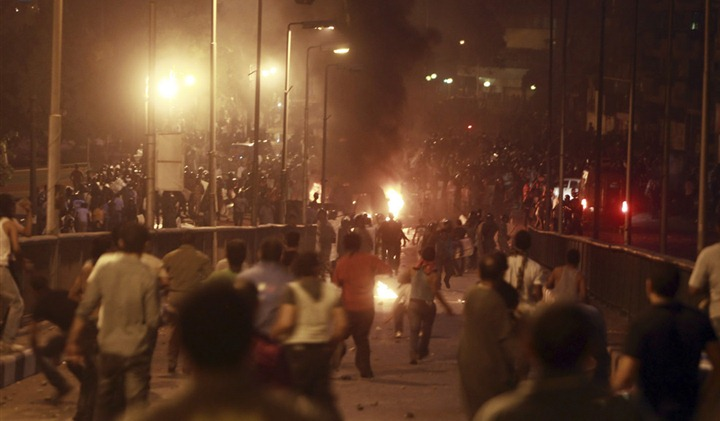 EGYPT-COPTS/CLASHES