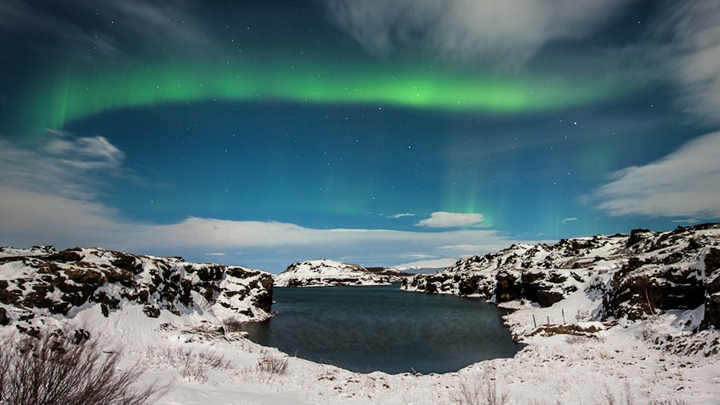 AuroraMyvatn