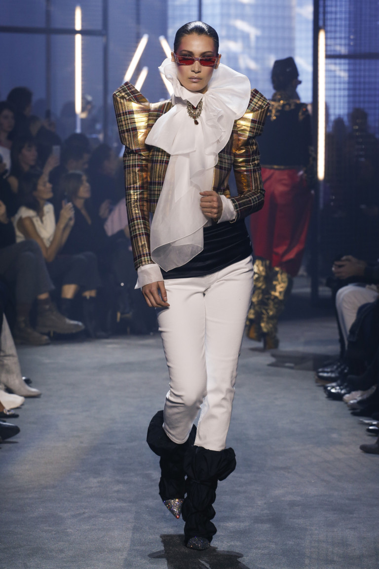Неделя высокой моды в Париже
