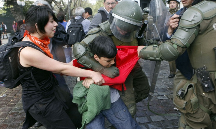 CHILE-STUDENTS/