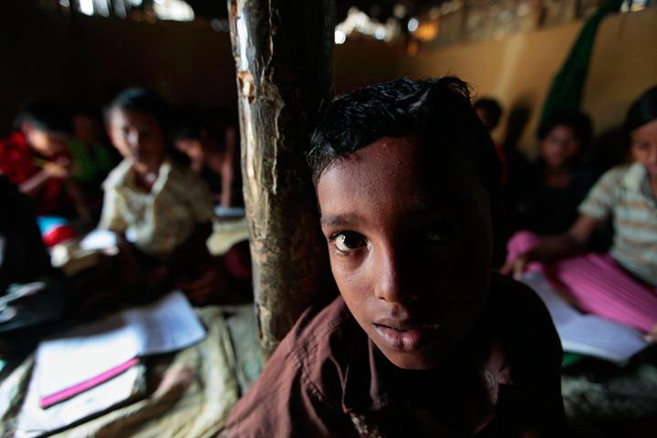 Bangladesh Myanmar World Refugee Day