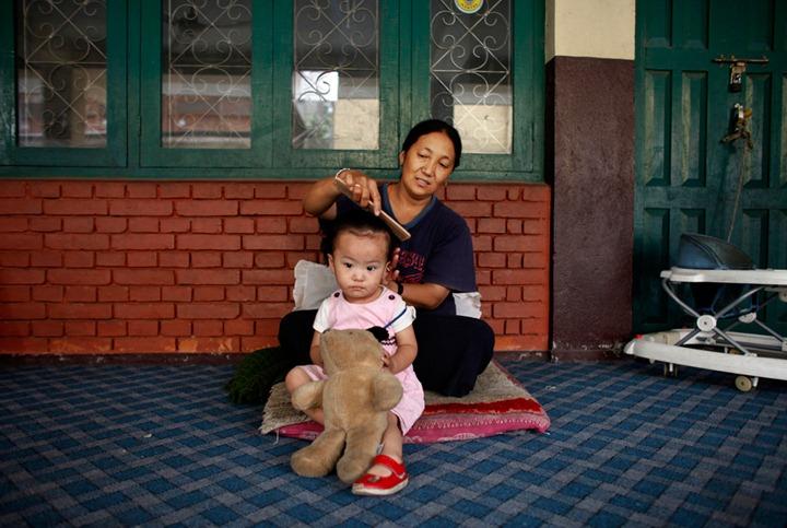 Nepal Tibetans World Refugee Day