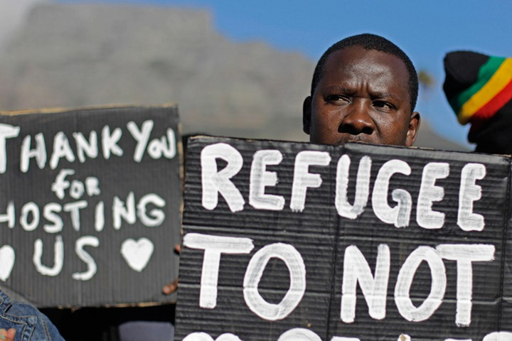 South Africa Refugee Day
