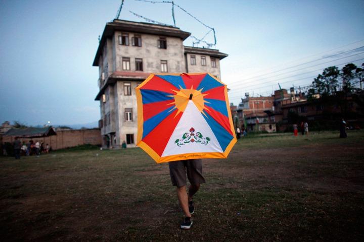 APTOPIX Nepal Tibetans World Refugee Day