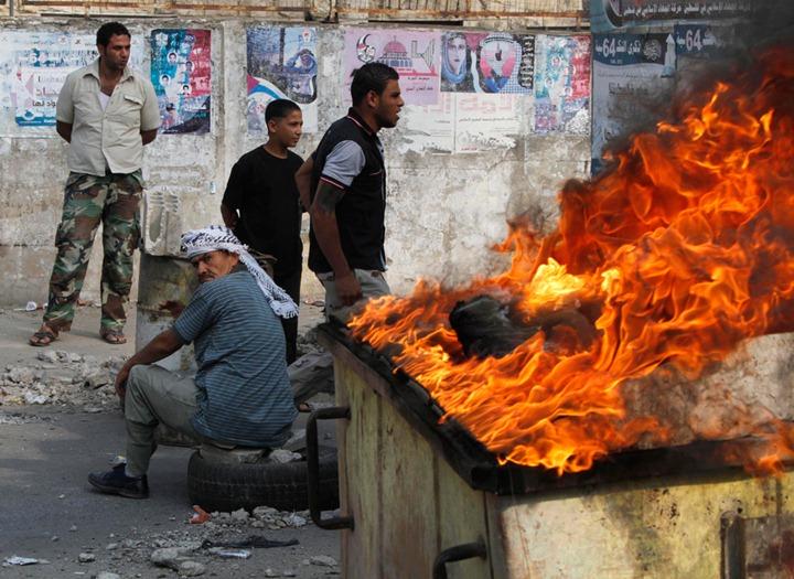 Mideast Lebanon Palestinians