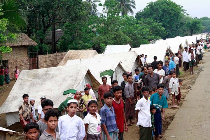 Myanmar Sectarian Unrest