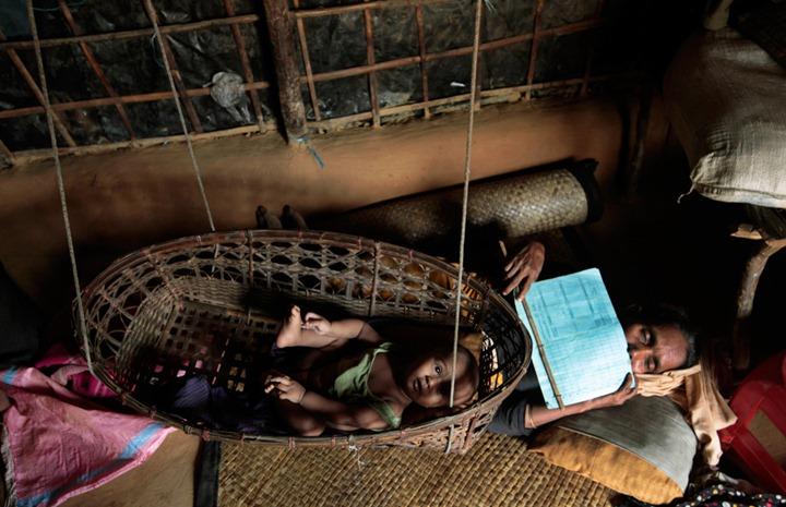 APTOPIX Bangladesh Myanmar World Refugee Day