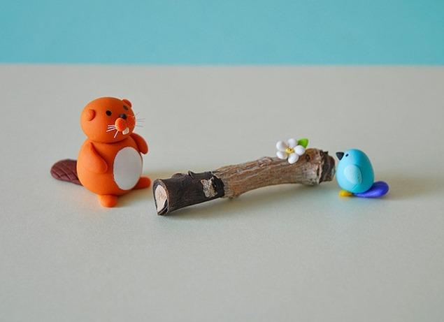 clay-squirrel