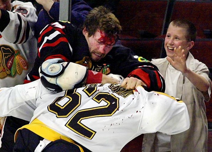 НХЛ: сезон травм