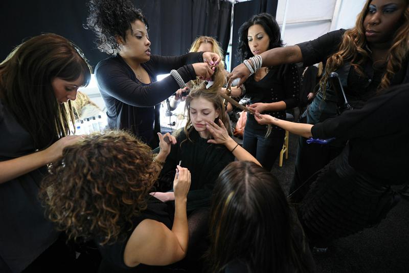 New York Fashion Week: За кулисами