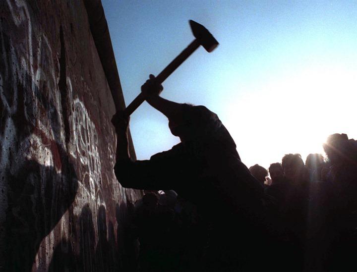 Germany Wall Anniversary