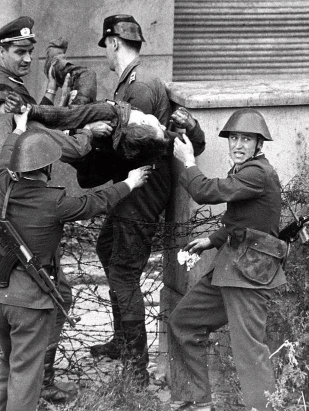 GERMANY BERLIN WALL ANNIVERSA