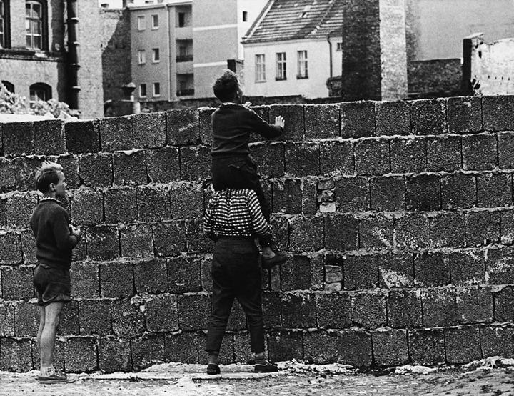 Germany Berlin Wall 50th Anniversary