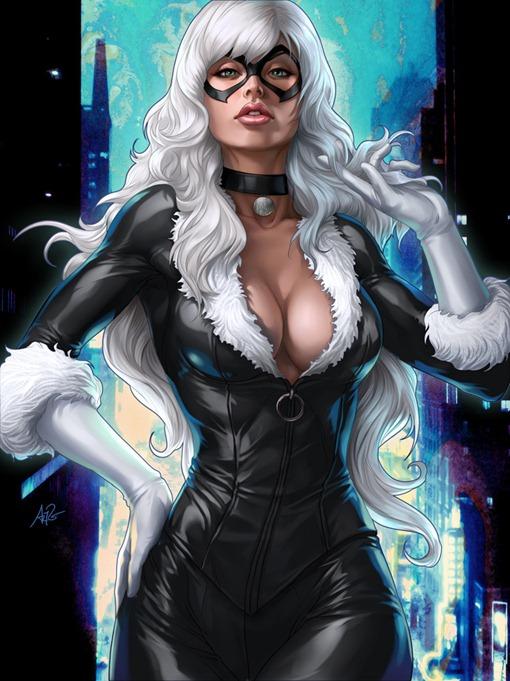 black_pussy_cat_by_artgerm-d3l66kh