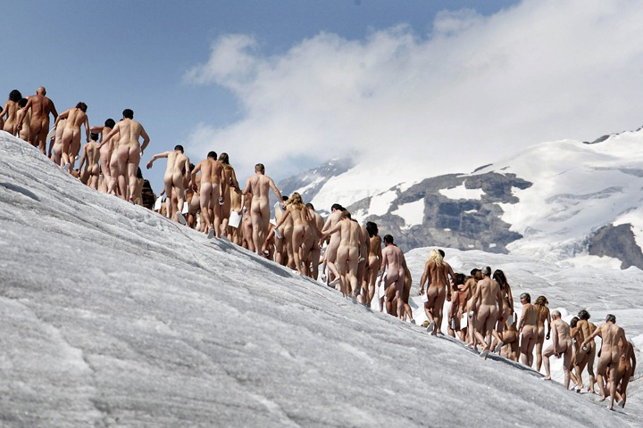 SWITZERLAND-ENVIRONMENT-CLIMATE-PHOTOGRAPHY