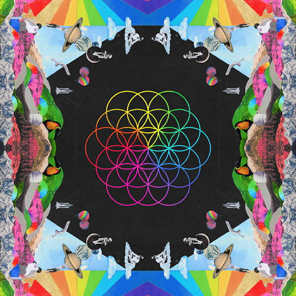 Новый альбом группы Coldplay - Kaleidoscope [EP]!