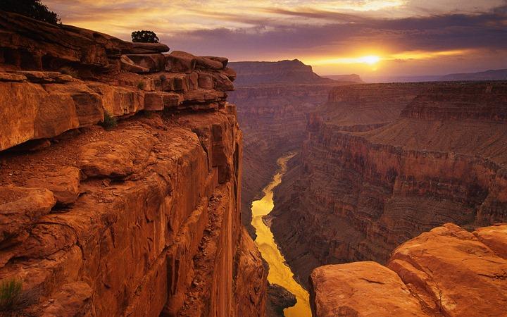 Toroweap Point, Grand Canyon National Park, Arizona, USA