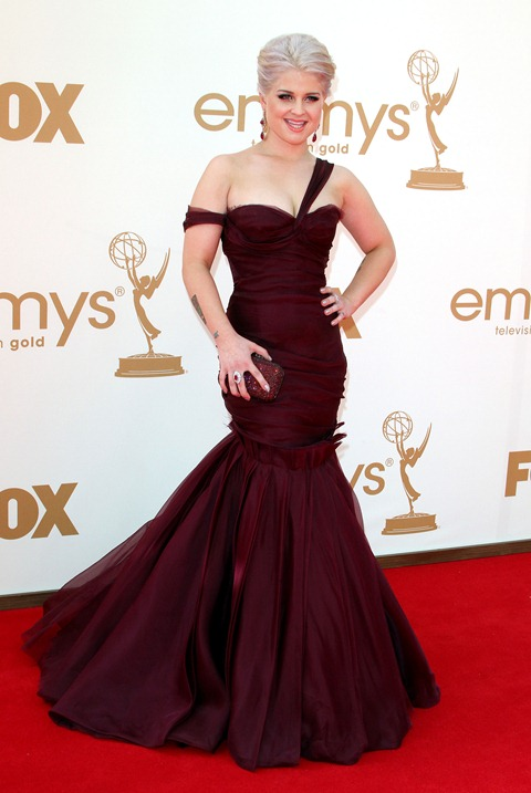 #7899084 The 63rd Primetime Emmy Awards - Arrivals held at The Nokia Theatre L.A. Live in Los Angeles, California on September 18th, 2011. Kelly Osbourne  Fame Pictures, Inc - Santa Monica, CA, USA - +1 (310) 395-0500
