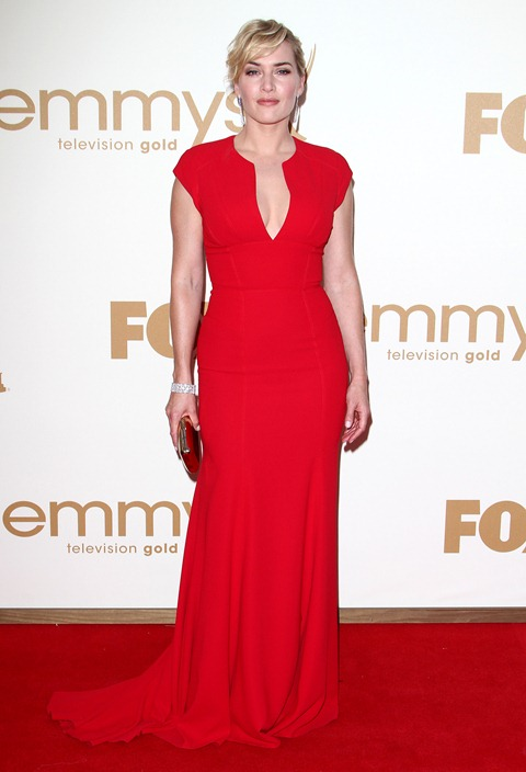 #7899221 The 63rd Primetime Emmy Awards - Arrivals held at The Nokia Theatre L.A. Live in Los Angeles, California on September 18th, 2011. Kate Winslet  Fame Pictures, Inc - Santa Monica, CA, USA - +1 (310) 395-0500