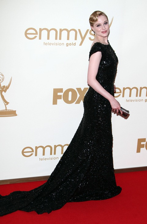 #7899230 The 63rd Primetime Emmy Awards - Arrivals held at The Nokia Theatre L.A. Live in Los Angeles, California on September 18th, 2011. Evan Rachel Wood  Fame Pictures, Inc - Santa Monica, CA, USA - +1 (310) 395-0500