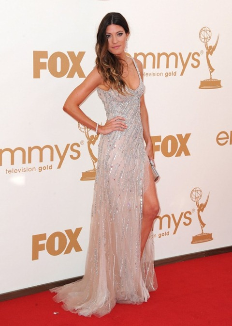 Jennifer Carpenter - 63rd Emmy Awards -01-560x784