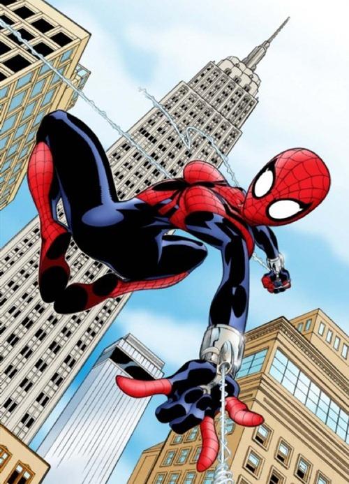 female-superhero-spiderman