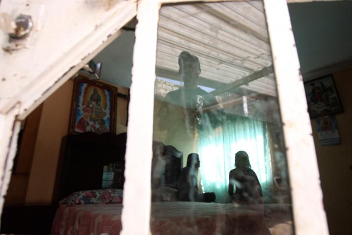 CORRECTION Mexico Child Trafficking