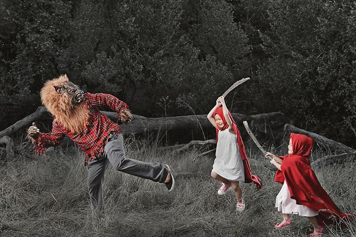 Jason Lee LIttle Red Riding Hoodlums