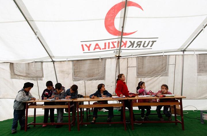 TURKEY-SYRIA/