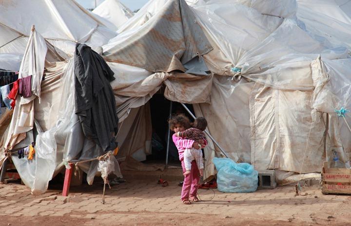 TURKEY-SYRIA/REFUGEES