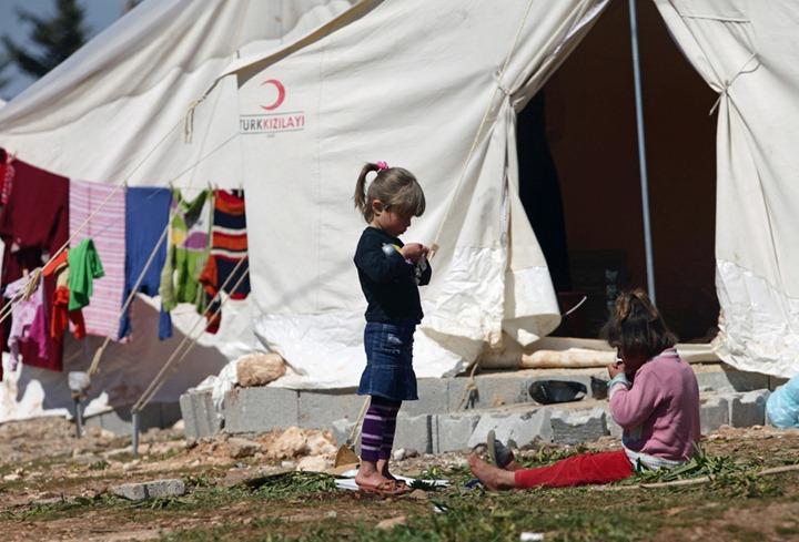 APTOPIX Turkey Syrian Refugees