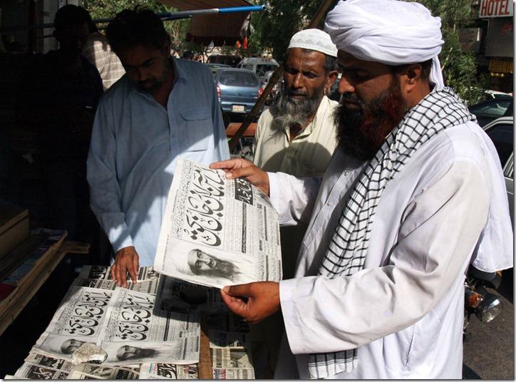 Pakistan Bin Laden