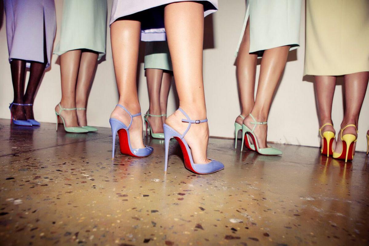 Туфли-лодочки: беспроигрышная классика