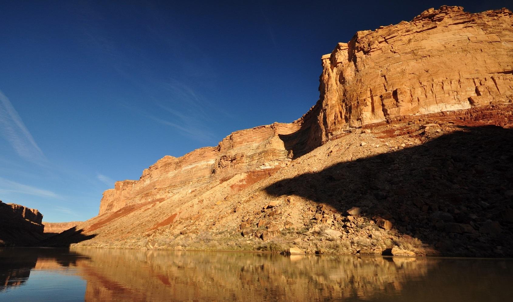 Каньон Отражение (Reflection Canyon), Юта, США