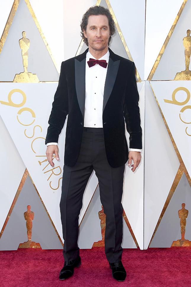 «Оскар-2018»: список победителей и лучшие наряды знаменитостей