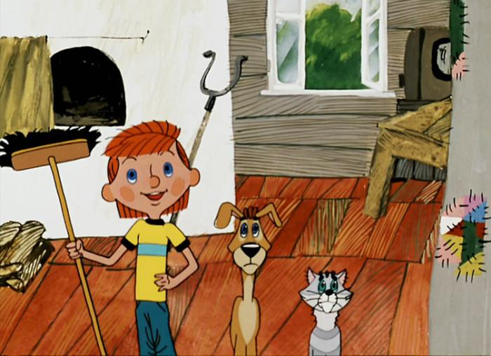 Лучшие советские мультфильмы