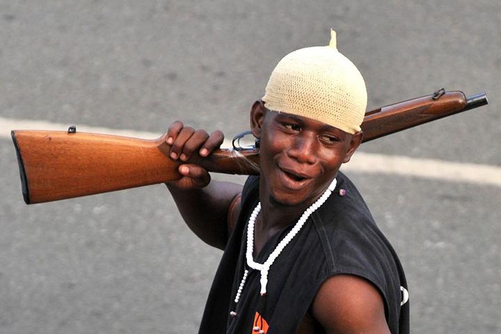 Кот д'Ивуар: Гбагбо готов сдаться