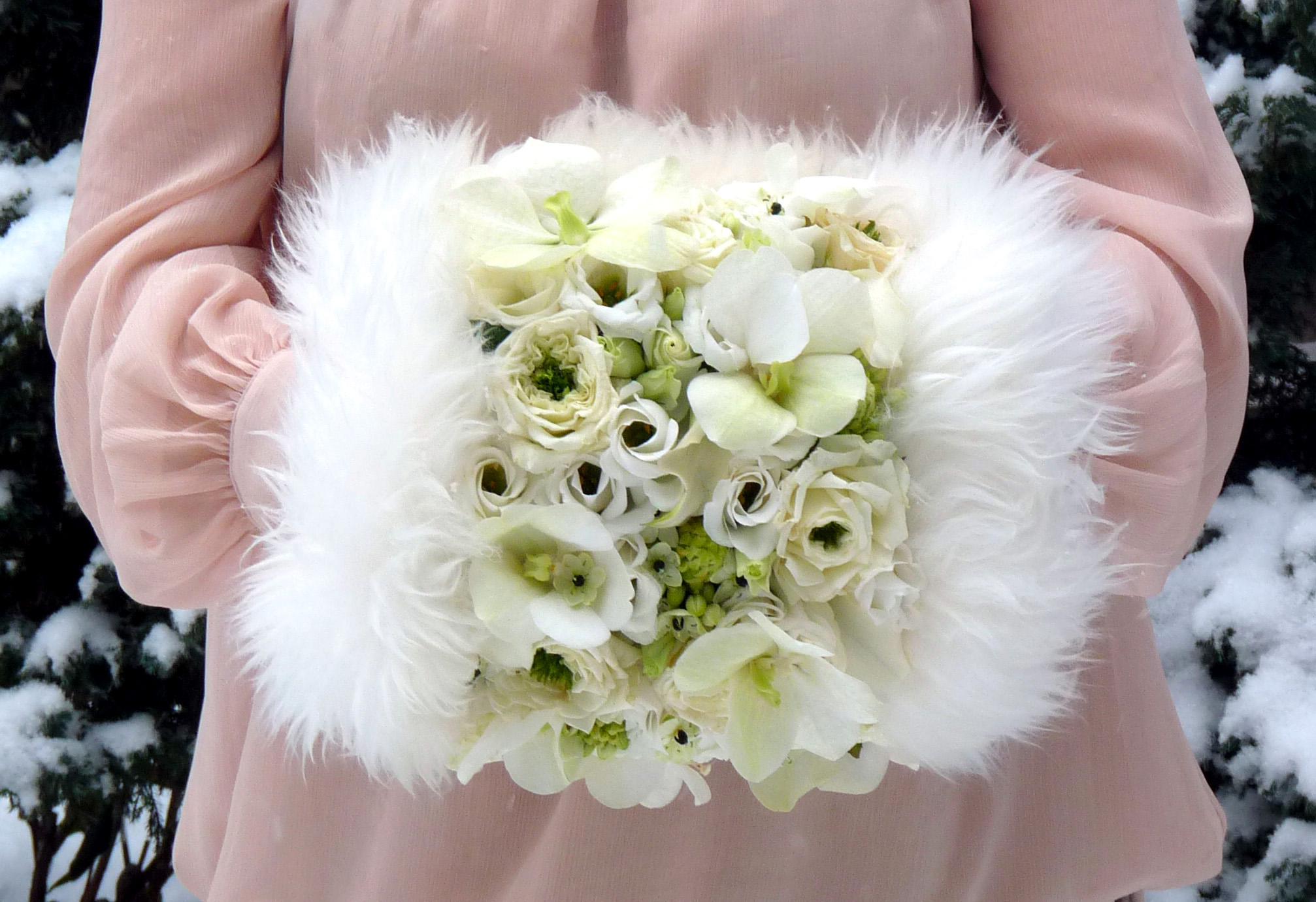 Выберите свой свадебный букет
